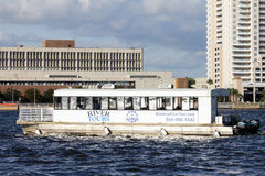 River Tours, Jacksonville, Florida Royalty Free Stock Photo