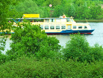 River traffic Stock Images