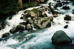 River Ulu-Murudgu. Royalty Free Stock Photos