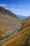 River Valley Royaltyfri Fotografi