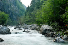River valley Stock Photography
