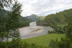 River Valley fotografía de archivo libre de regalías