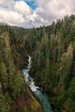 River Valley Arkivbild
