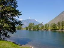 River Valley calmo Foto de Stock