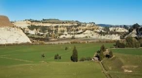 River Valley Ebenen Lizenzfreies Stockbild