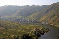 River Valley tallado foto de archivo libre de regalías