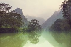River in Vietnam Royalty Free Stock Photos