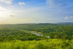 River view stock photos