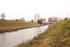 River Vuka Royalty Free Stock Photography