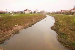 River Vuka Stock Image