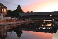Free River Walk Royalty Free Stock Image - 73750126
