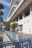 River Walk - Convention Center stock photo