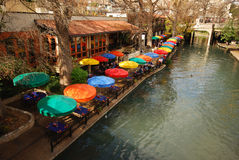 River Walk in San Antonio, Texas Royalty Free Stock Images