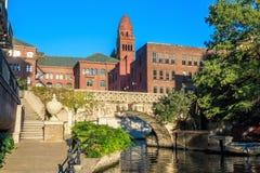River Walk in San Antonio, Texas Royalty Free Stock Image