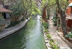 River Walk of San Antonio Royalty Free Stock Photos