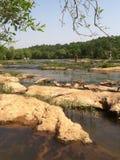 The River. River Water Fun Stock Photos