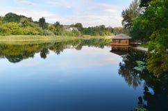 River, water landscape Stock Photo