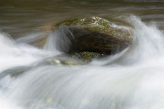 River water moving Stock Photography