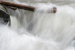 River water moving Stock Images