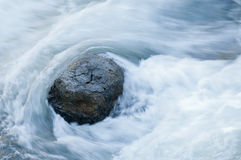 River water moving Stock Photo