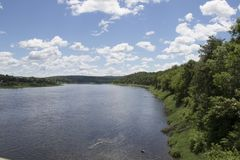 River, Water Resources, Nature Reserve, Sky stock photography