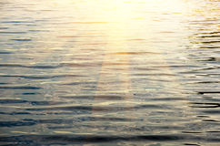 River water surface background  texture Stock Image