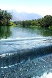 River water way Royalty Free Stock Photo