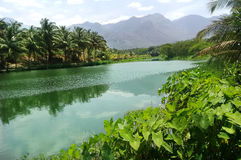 River water way Stock Photo