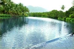 River water way Royalty Free Stock Photos
