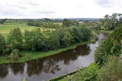 River Wye Royalty Free Stock Photography