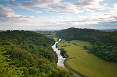 River Wye Stock Image