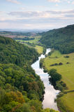 River Wye Stock Photo