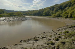 River Wye royalty free stock images