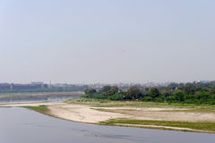 River Yamuna Stock Photography