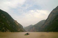 River yangtze chongching wuhan Stock Photo