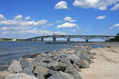 River York, Yorktown Royalty Free Stock Photography