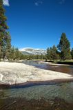 River in Yosemite Royalty Free Stock Photos