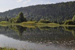 The river Yuryuzan Royalty Free Stock Photography