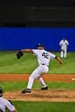 Rivera s'enroule vers le haut Images stock