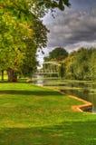 riverbank Στοκ Εικόνα