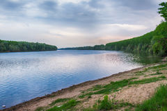 riverbank Стоковая Фотография RF