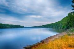 riverbank Стоковые Фотографии RF