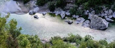 riverbed Imagens de Stock