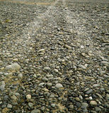 Riverbed Rocks Royalty Free Stock Photography