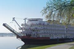 Riverboat Fotografering för Bildbyråer