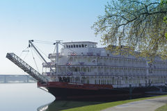 Riverboat Stock Image