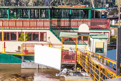 Riverboat Royalty Free Stock Photo