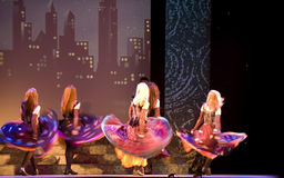 Riverdance de ireland Fotografia de Stock