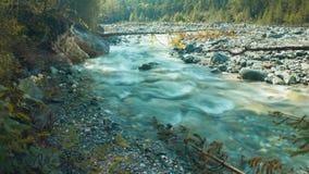 Riverflow мягкая вода Стоковое Изображение RF