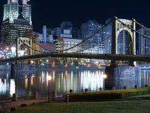 Riverfront Park Stock Image